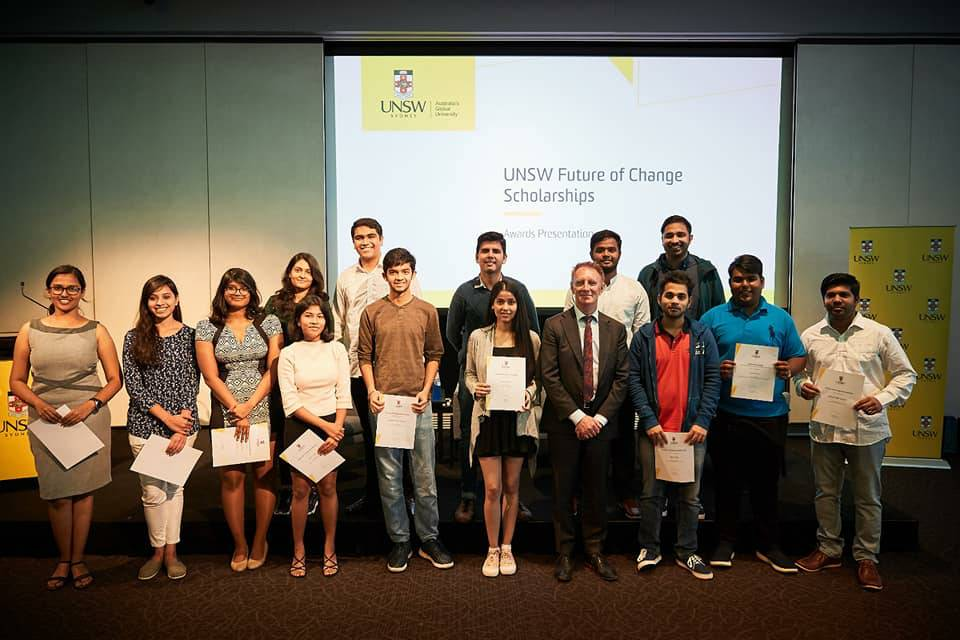 NCV Resident Awarded UNSW Future of Change Scholarship