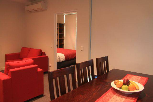 Photograph of New College Sydney serviced apartment accommodation