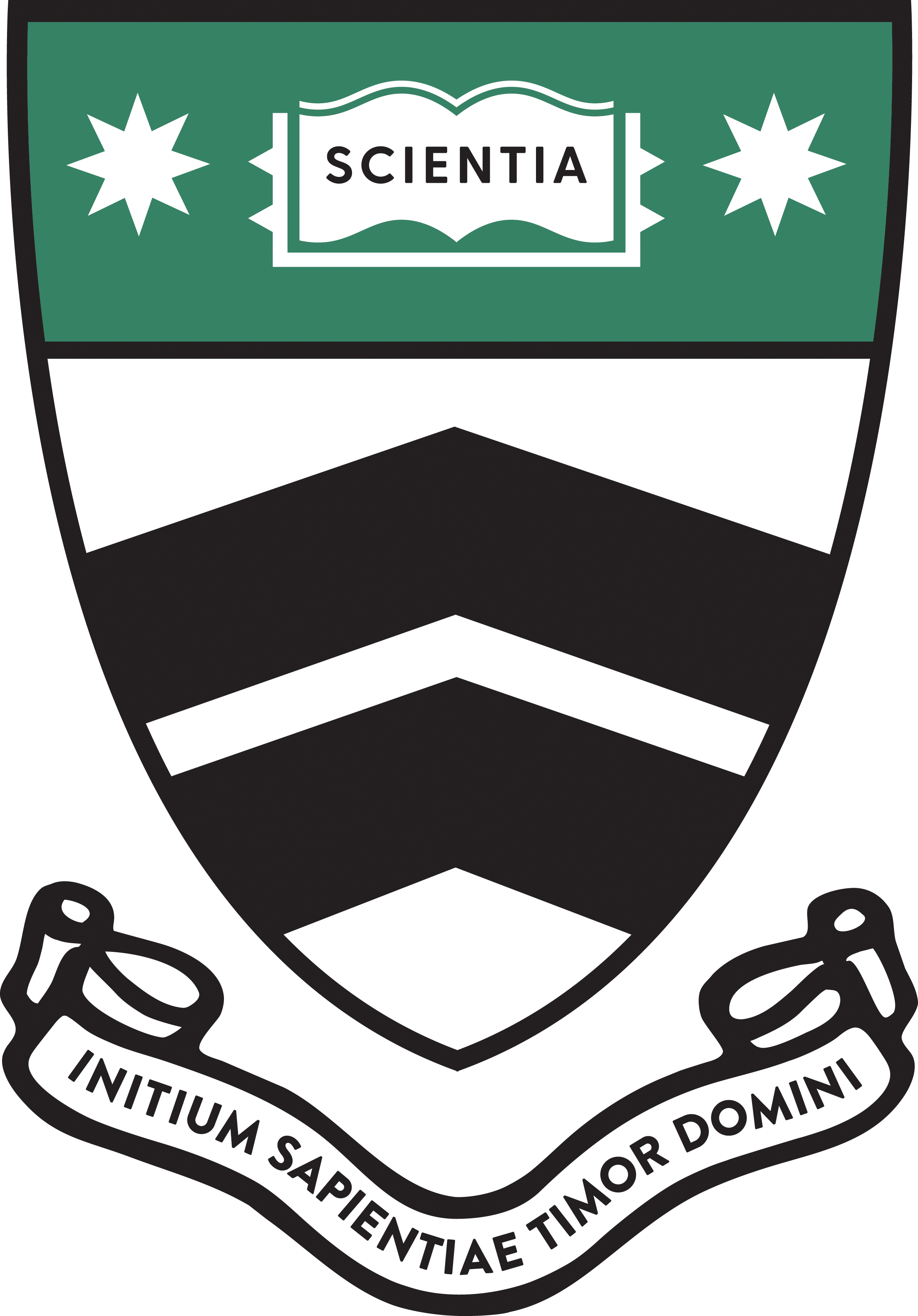 New College Postgraduate Village Crest