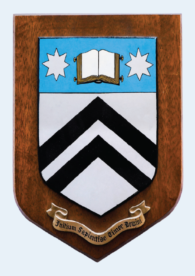 Original New College Crest